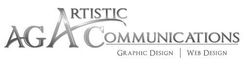A G Artistic Communications - West Michigan Graphic Design - Web Design firm located in Grand Haven.