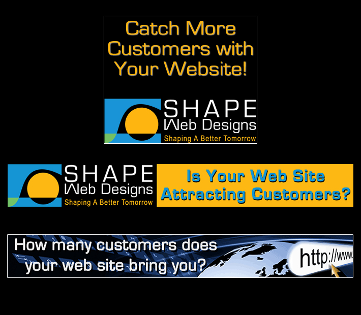 Animated Web Banner Ads