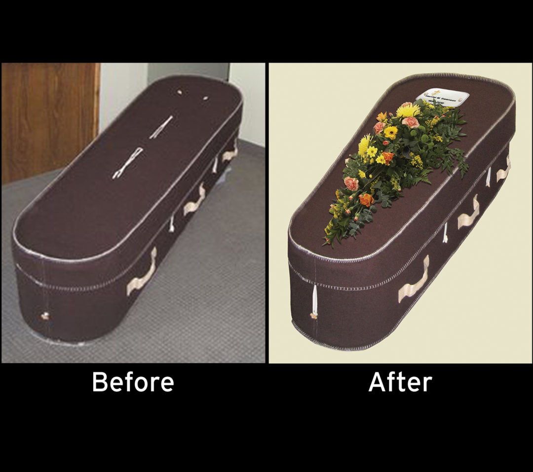 Before & After Photoshop Image